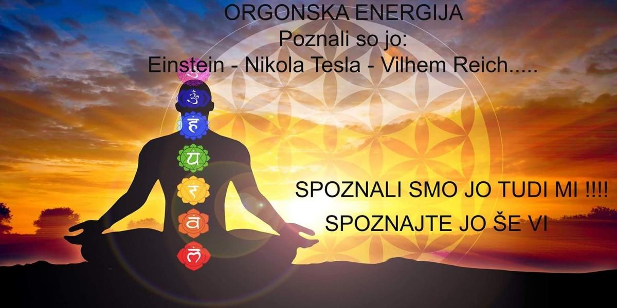 ORGONIT - ENERGIJA ORGON